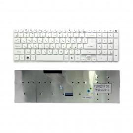Клавиатура для ноутбука Acer Aspire 5755 5755G 5830 5830G 5830T 5830TG белая (внутренняя)