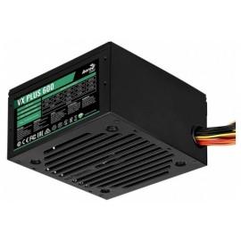 Блок питания Aerocool ATX 600W VX PLUS 600W (24+4+4pin) 120mm fan 3xSATA RTL