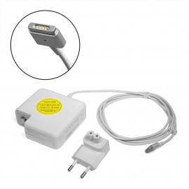 Блок питания (сетевой адаптер) для ноутбуков Apple 20V 4.25A 85W MagSafe2 T-shape REPLACEMENT