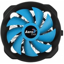 Устройство охлаждения(кулер) Aerocool BAS U-PWM Soc-FM2+/AM2+/AM3+/AM4/1150/1151/1155/ 4-pin 15-26dB (105927)