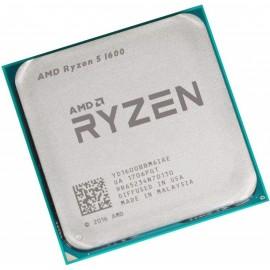 Процессор AMD Ryzen 5 1600 AM4 (YD1600BBM6IAE) (3.2GHz) OEM