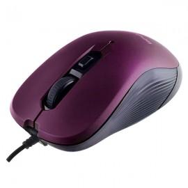 """Perfeo мышь оптическая, """"BREEZE"""", 6 кн, DPI 800-3200, USB, красный (PF-386-OP-RD)"""