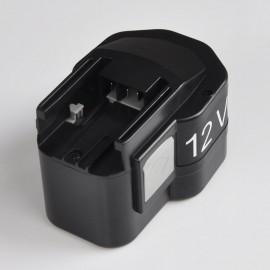 Аккумулятор для AEG/MILWAUKEE (B12, BF12, BX12, BXS12, BXL12, MXS12, MX12), 2.1Ah 12V Ni-Mh