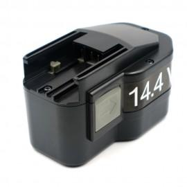 Аккумулятор для AEG (B14.4, BF14.4, BX14.4, BXL14.4, BXS14.4, MX14.4, MXS14.4), 3,0Ah 14,4V Ni-Mh