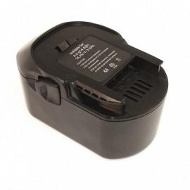 Аккумулятор для AEG ( B1414G, B1420R, B1415R, M1430R, TB2141R.19C), 3.0Ah 14.4V Ni-Mh