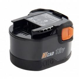 Аккумулятор для AEG ( B1215R, B1214G , B1214 G , B 1214G , B 1214 G, M1230R), 3.0Ah 12V Ni-Mh