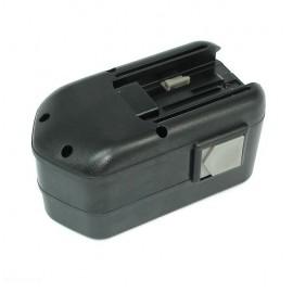 Аккумулятор для AEG/MILWAUKEE ( B18, BF18, BX18, BXS18, BXL18, MX18, MXS18), 3.0Ah 18V Ni-Mh