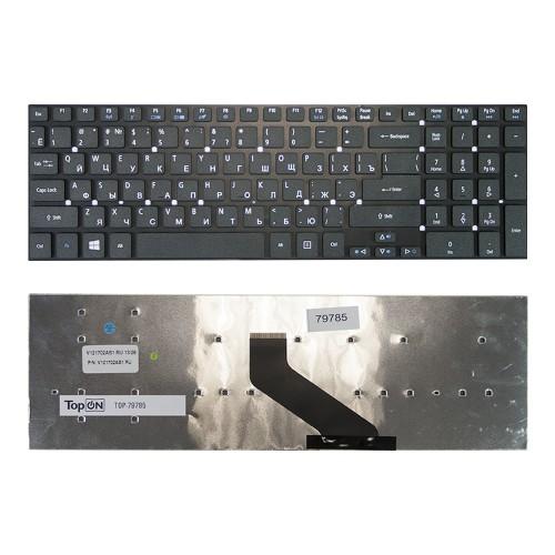 Клавиатура для ноутбука Acer Aspire 5755 5755G 5830 5830G 5830T 5830TG черная (внутренняя)