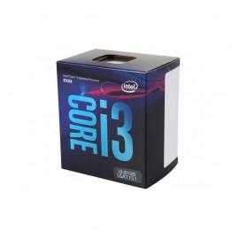 ПРОЦЕССОР INTEL CORE I3 8100 SOC-1151V2 (3.6GHZ/INT UHD GRAPHICS 630) BOX