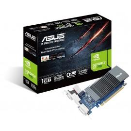 ВИДЕОКАРТА ASUS GEFORCE GT710 PCI-E 1024MB 64BIT GDDR5 DVI HDMI CRT HDCP GT710-SL-1GD5-BRK RETAIL