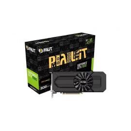 ВИДЕОКАРТА 3072MB PALIT GEFORCE GTX1060 STORMX 3G PCI-E 192BIT GDDR5 DVI HDMI DP HDCP NE51060015F9-1061F OEM