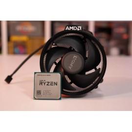 ПРОЦЕССОР AMD RYZEN 5 2600X SAM4 BOX 95W 3600 YD260XBCAFBOX