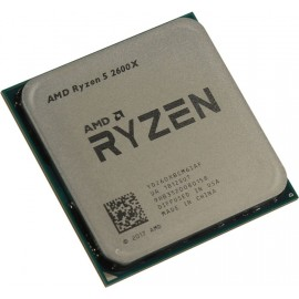 ПРОЦЕССОР AMD RYZEN 5 2600X SAM4 OEM 95W 3600 YD260XBCM6IAF