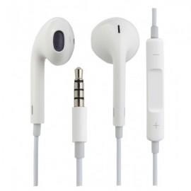 Perfeo наушники внутриканальные c управлением звуком/микрофоном REPLAY белые