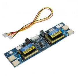 Универсальный CCFL инвертор для монитора, 4 лампы