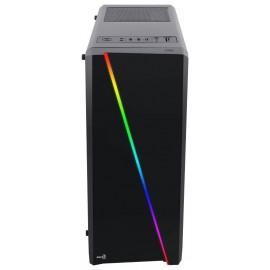 Корпус Aerocool Cylon черный без БП ATX 1x120mm 2xUSB2.0 1xUSB3.0 audio CR bott PSU