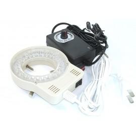 Универсальная регулируемая светодиодная подсветка для микроскопов