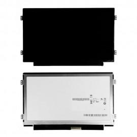 "Матрица для ноутбука 10.1"" 1024x600 WSVGA, 40 pin Slim LED, крепления слева/справа (уши), Глянцевая. B101AW06 V.0."