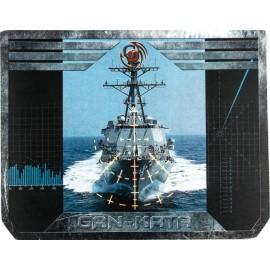 Коврик для мыши Dialog Gan-Kata PGK-07 игровой с цветным рисунком warship