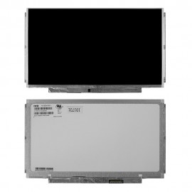 "Матрица для ноутбука 13.3"" 1366x768 WXGA, 40 pin LVDS, Slim, LED, TN, крепления планки, глянцевая. N133BGE-L41"
