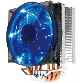 Кулер CROWN CM-4 для Intel/AMD, TDP 160Вт, 4-pin, подшипник,