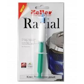 Клей теплопроводный Радиал (2г)
