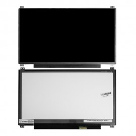 "Матрица для ноутбука 13.3"" 1366х768 WXGA, 30 pin eDP, Slim, LED, TN, крепления сверху/снизу (уши), глянцевая. HB133WX1-402."